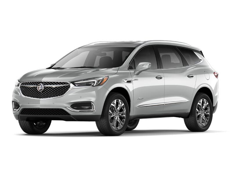 Buick Enclave 2018, leasing