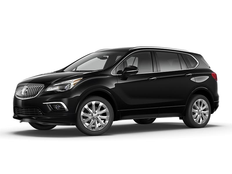 Buick Envision 2018, leasing