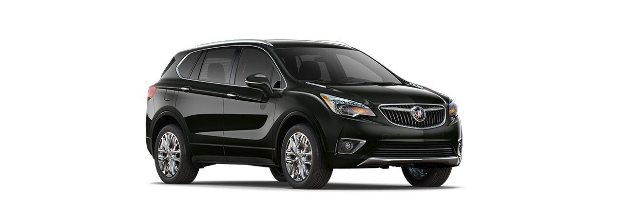 Buick Envision 2019 SUV color negro onix
