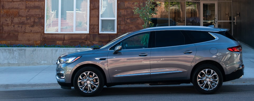 Buick Enclave 2020, camioneta familiar con AWD y Electronic Twin Clutch